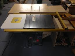For Sale Tablesaw Router Table West Bearford Woodworking Machinery Sale