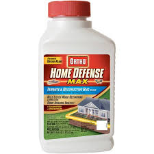 Ortho Home Defense Max Termite Destructive Bug Killer Concentrate 16 Oz Walmart Com Walmart Com