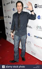 Adam Gaynor of Matchbox Twenty The Hollywood Music in Media Awards ...