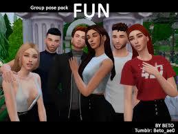 beto ae0 s fun group pose pack