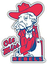 Amazon Com Ole Miss Car Decal
