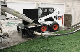 skid steer attachements geared toward