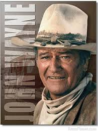 Movie Stars Of Old Hollywood John Wayne
