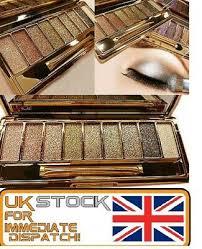 uk glitter eyeshadow palette pigment