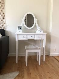 vanity with dresser makeup mirror desk