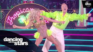 Sean Spicer's Salsa – Dancing with the ...