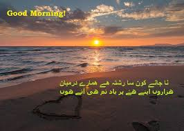 good morning quotes and messages in urdu hindi