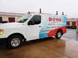 Davis Hvac Vehicle Wraps In Fredericksburg Va Wrap It Up Design Vehicle Wraps Vehicle Wraps In Fredericksburg Va Wrap It Up Design Vehicle Wraps