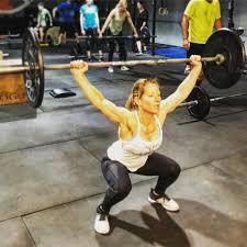 Athlete: Melissa Ellis | CrossFit Games