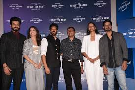 Amazon Prime's 'The Forgotten Army- Azaadi ke Liye' trailer launch ...