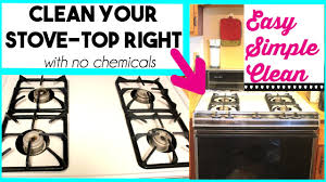 the best stove top cleaner ever