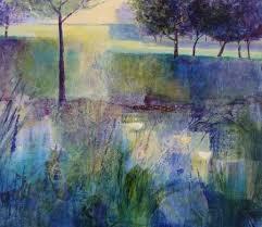 Letitia Smith-Burnett - Artists | Cowal Open Studios | Abstract ...