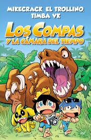 Los Compas Y La Camara Del Tiempo 4you2 Amazon Es Mikecrack