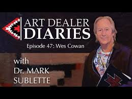 Auctioneer and Television persona Wes Cowan Epi 47, host Dr. Mark Sublette  - YouTube