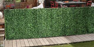Synturfmats Artificial Hedge Slats Panel Buy Online In Canada At Desertcart