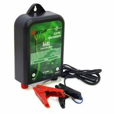 Reviews Xstop Ba80 12v Battery Powered Electric Fence Energiser Ebay