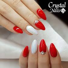 60 Beautiful Red Nail Art To Up Your Style Quotient Czerwone