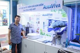 💗ĐẠI LÝ ALKAVIVA TP MỸ THO TIỀN... - Alkaviva - Máy lọc nước điện giải Ion  kiềm giàu Hydrogen của Mỹ