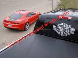 Harley Davidson Chevrolet Chevy Truck Big Rear Window Decal Sticker Vipselling Comharley Davidson Chevrolet Chevy