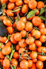 hd wallpaper mandarin market fruit