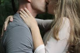 woman love kiss