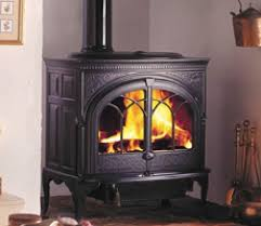 gas burning stoves and fireplaces for