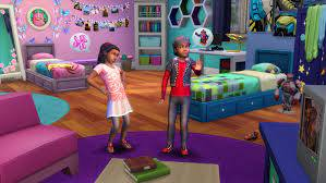 Kid At Heart Check Out The Sims 4 Kids Room Stuff