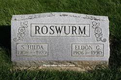 Sara Hilda Cook Roswurm (1908-1989) - Find A Grave Memorial