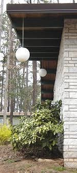 exterior hanging globe light pendants