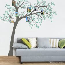 Large Size Family Photo Frames Tree Wall Stickers Diy Home Decoration Wall Decals Modern Art Murals For Living Room Childrens Wall Stickers For Bedrooms Circle Wall Decals From Kity12 15 08 Dhgate Com