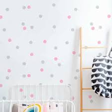 Polka Dot Wall Decals Stickers Removable Nursery Decor 41 Orchard