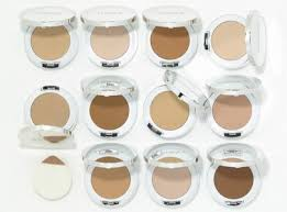 clinique almost powder color chart