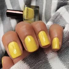 colorbar nail lacquer banana split