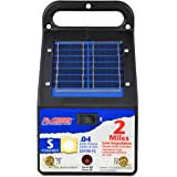 Amazon Com Parmak Df Sp Li Solar Pak 6 Low Impedance 6 Volt Battery Operated 25 Mile Range Electric Fence Charger Livestock Equipment Garden Outdoor