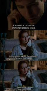 best the x files quotes images trust no one david duchovny