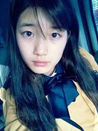 suzy no makeup challenge entry bae