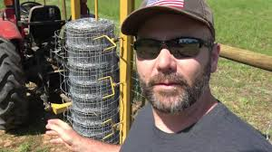 Putting Up High Tensile Woven Wire Livestock Fencing New Shirt Designs Are Here Youtube