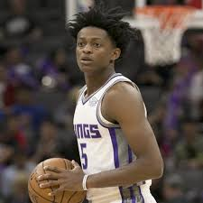 De'Aaron Fox (shoulder) ruled out for Kings on Tuesday