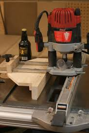 Shopmade Router Edge Guide By Greg In Maryland Lumberjocks Com Woodworking Community