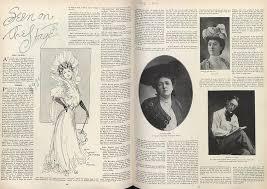 Ada Lewis/Gossip... | Vogue | November 23, 1905
