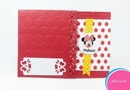 Tarjetas De Invitacion Para Cumpleanos De Minnie Mouse S 65 00