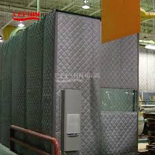 Exterior Sound Absorbing Blankets Acoustic Fencing Supplier China