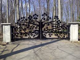 Wrought Iron Automatic Driveway Gates All You Need To Know