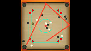 carrom board game 2020 2 player