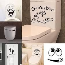 Muurstickers Thinking Room Toilet Paste Diy Removable Art Vinyl Wall Sticker Decal Hot Sale Huis Samsungupdated Com