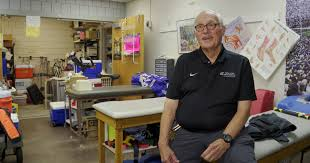 Legendary athletic trainer Gary Smith still going strong after 52 years
