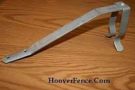 Chain Link Fence Spring Gate Latch Galvanized Gate Latch Chain Link Fence Latches