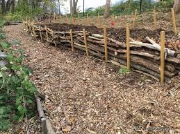 here s a quick way to terrace a hill