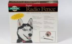 Petsafe Radio Fence Super Brenken Dog Supplies