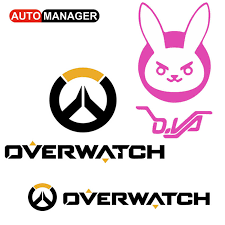 Reflective Sticker For Overwatch D Va Bunny Figure Game Dva Stickers Motorcycle Accessories Car Styling Universal Reflective Sticker Accessories Carcar Styling Aliexpress
